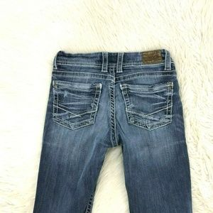 BKE Payton Women Jeans Boot Sz 28L 32 Inseam I28